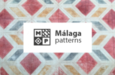 Málaga patterns